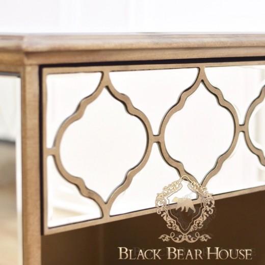 meble modern classic black bear house.010