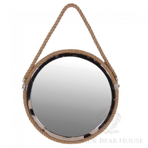 lustro z liny