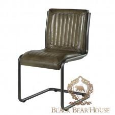 fotel skórzany black bear house