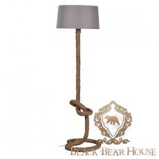 lampa ze sznura