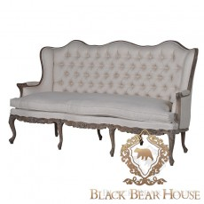 francuska sofa black bear house