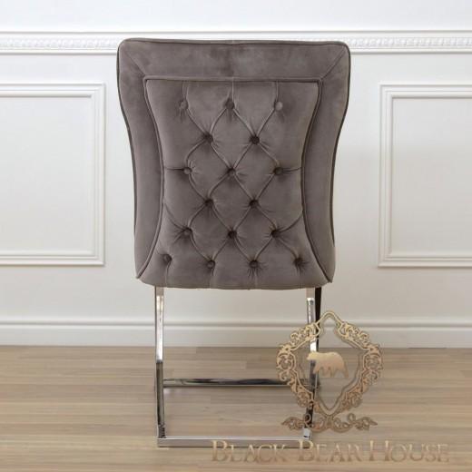 pikowane krzesło w stylu nowojorskim