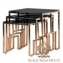 metalowe stoliki
