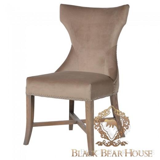 tapicerowane krzesło w stylu nowojorskim