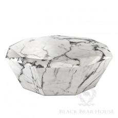 Eichholtz stolik z marmuru