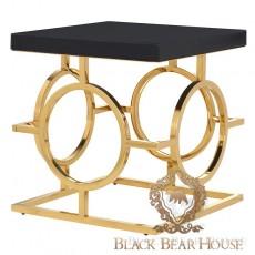 nowojorski złoty stolik