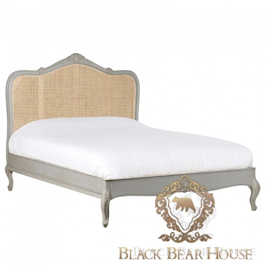 francuskie łóżko