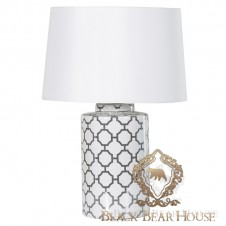 lampka stolikowa w stylu nowojorskim