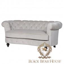 pikowana sofa w stylu nowojorskim