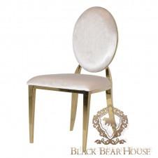 krzesło glamour w stylu nowojorskim