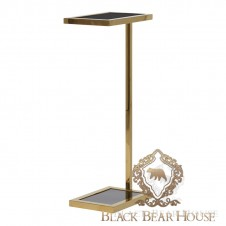 nowojorski stolik w stylu glamour