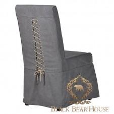 krzesło restauracyjne black bear house
