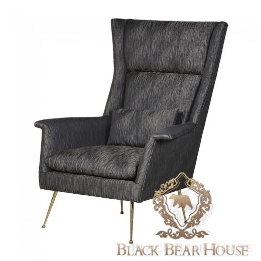 fotel w stylu nowojoskim