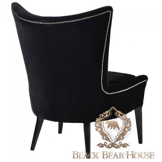 fotel w stylu nowojorskim black bear house