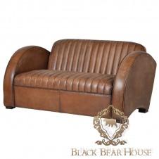 sofa ze skóry black bear house