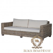 Sofa black bear house