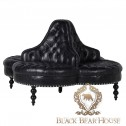 Sofa meble black bear house.