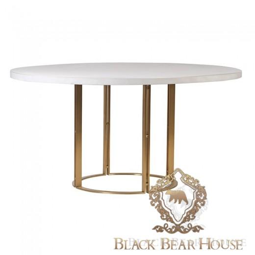 Stół w stylu modern classic black bear house