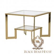 stolik kawowy w stylu amerykańskim black bear house