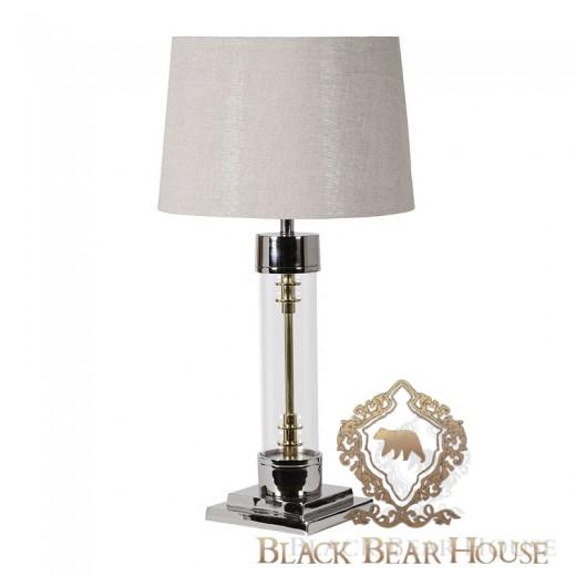 lampy stolikowe new york black bear house