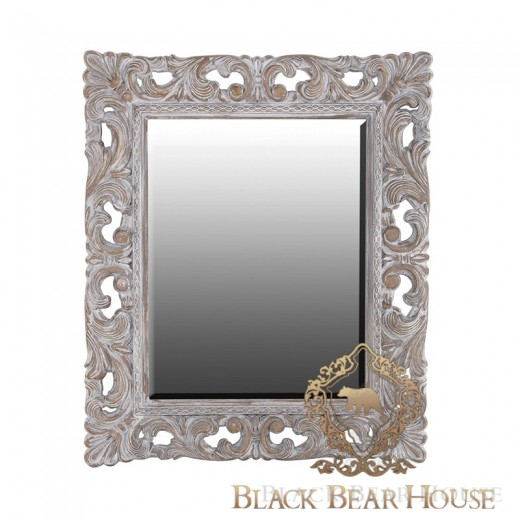 lustro francuskie black bear house
