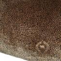 fotel w leopardzie cętki black bear house