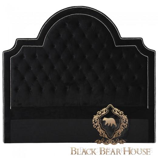 zagłówek w stylu nowojorskim black bear house