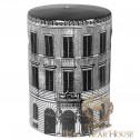 stołek ceramiczny miasto black bear house.001