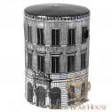 stołek ceramiczny miasto black bear house.002