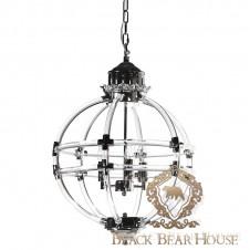 żyrandol glamour black bear house.002