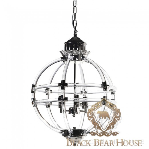 żyrandol glamour black bear house.002