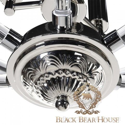 żyrandol glamour black bear house.003