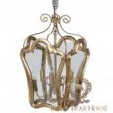 Lampa latarnia francuska black bear house.002