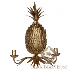 lampa glamour ananas black bear house.001