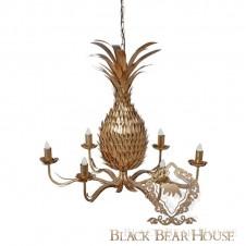 lampa glamour ananas black bear house.002