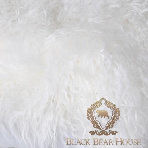 pufa z włosiem black bear house.025