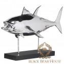 figurka dekoracyjna ryba black bear house.003