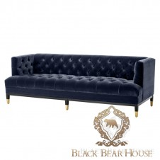 fotel sofa welurowa eichholtz black bear house.007