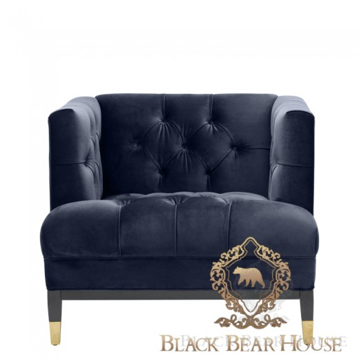 fotel sofa welurowa eichholtz black bear house.012