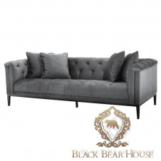 fotel sofa welurowa eichholtz black bear house.013