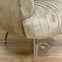 fotel i lustrzany stolik modern classic black bear house.005