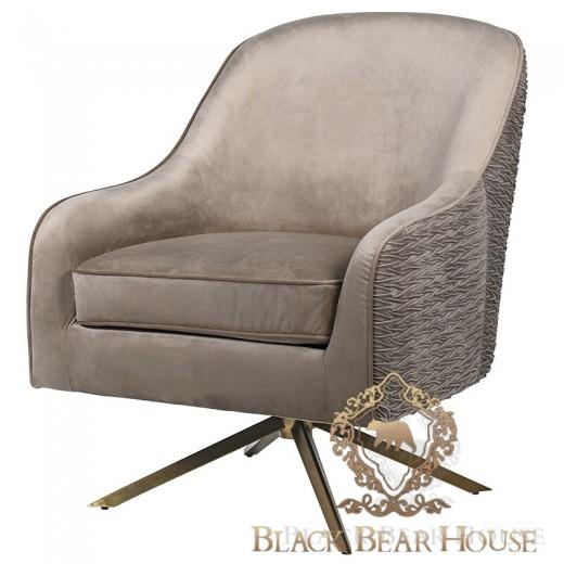 fotel modern classic black bear house.003