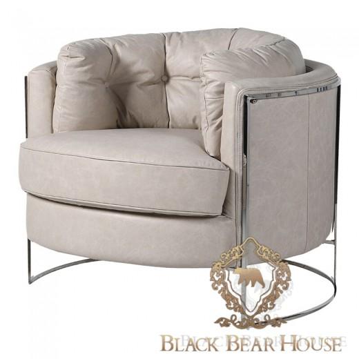 fotel modern classic black bear house.009