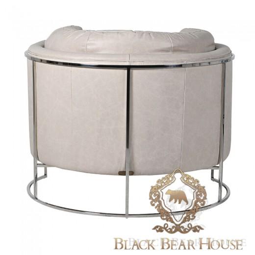 fotel modern classic black bear house.010