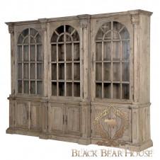 witryna drewniana black bear house.001