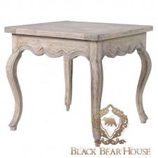 stolik drewniany patynowany black bear house.001
