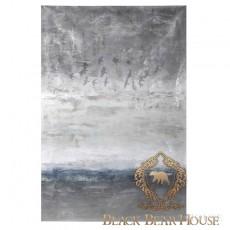 obrazy nadmorskie abstrakcja black bear house.001