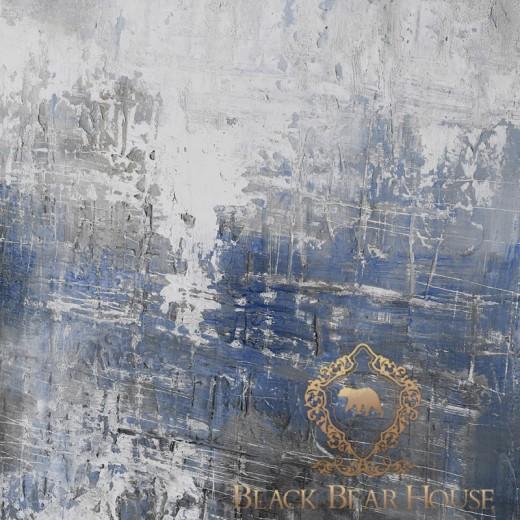 obrazy nadmorskie abstrakcja black bear house.005