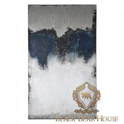 obrazy nadmorskie abstrakcja black bear house.007