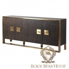 meble modern classic new york black bear house.001